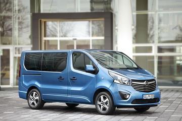 Irmscher geeft Opel Vivaro extra schwung