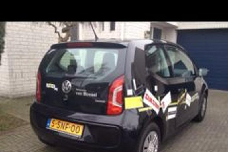 Volkswagen Up! 1.0 60pk BMT easy up! (2013)