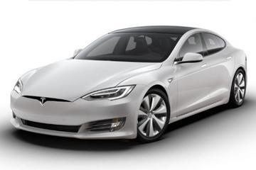 Nieuwe variant Tesla Model S heeft enorme actieradius