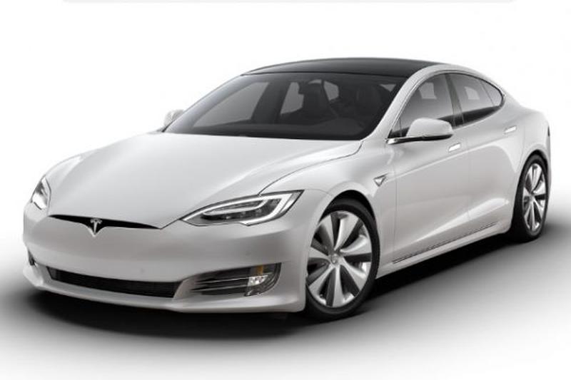 Tesla Model S Long Range Plus