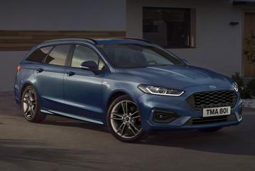 Ford Mondeo Wagon als ST-Line X