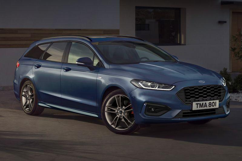 Ford Mondeo ST-Line X Wagon
