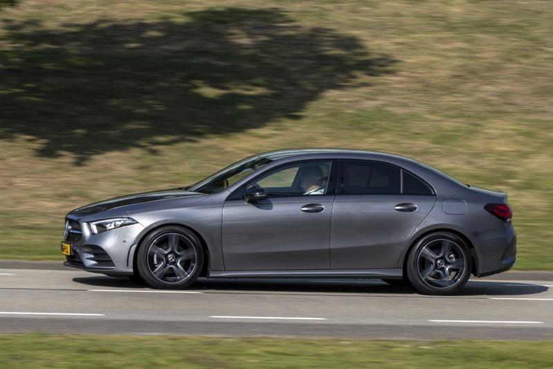 Test: Mercedes-Benz A-klasse Limousine