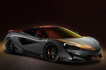 Dit is de McLaren 600LT