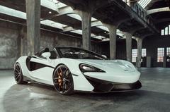 McLaren 570S Spider volgens Novitec
