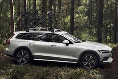 Volvo presenteert de V60 Cross Country