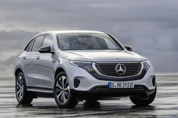 Elektrische Mercedes-Benz EQC goedkoper