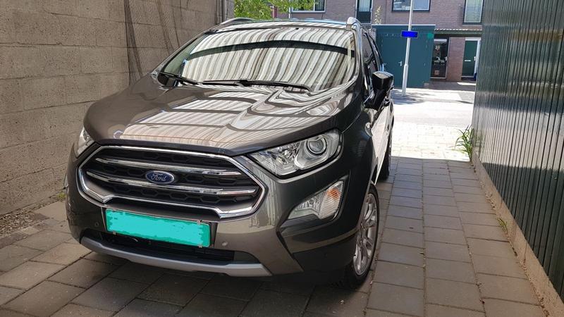 Ford EcoSport 1.0 EcoBoost 125pk Titanium (2019)