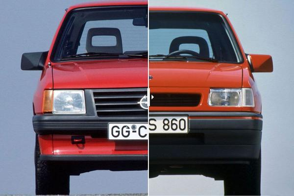 Facelift Friday: Opel Corsa A
