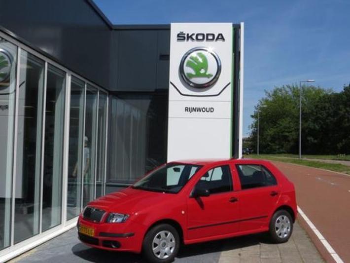 Skoda Fabia 1.2 6V Classic (2007)