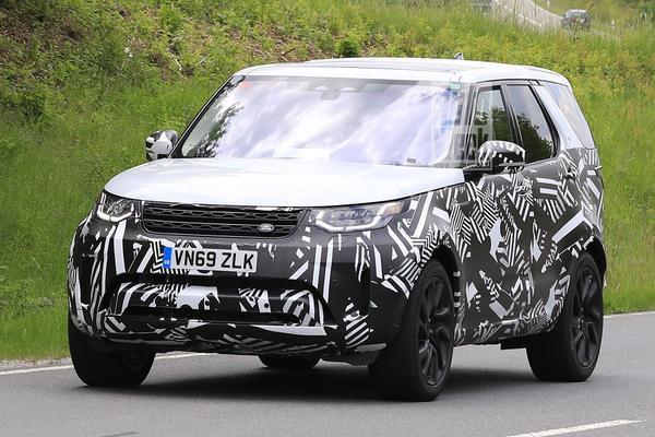 Land Rover Discovery spoedig onder het mes