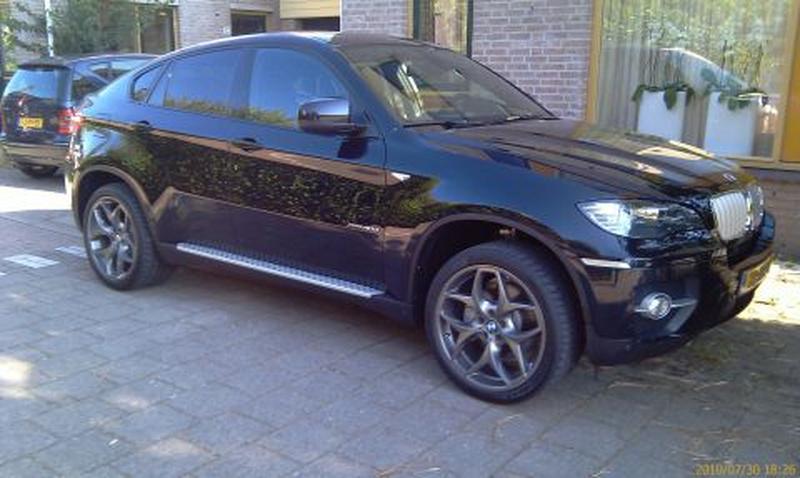BMW X6 xDrive40d High Executive (2010)