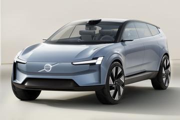 Volvo Recharge Concept luidt nieuw hoofdstuk in