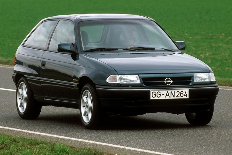 Opel Astra 1.7 D GL (1994)