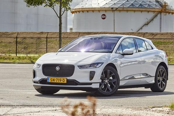Update voor Jaguar I-Pace
