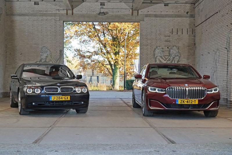 BMW 7-serie - Oud en Nieuw