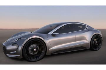 Dit is de Fisker EMotion!