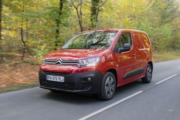 Gereden: Citroën Berlingo Van/Peugeot Partner