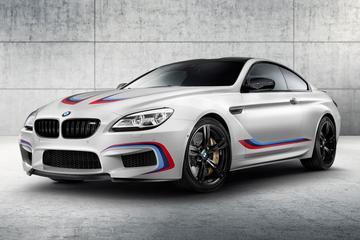 BMW M6 Coupé als Competion Edition