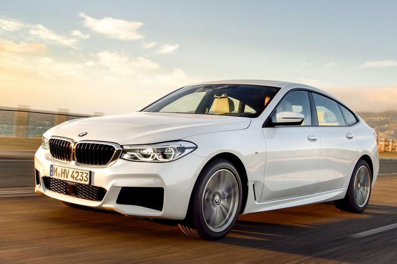 BMW 6-serie GT