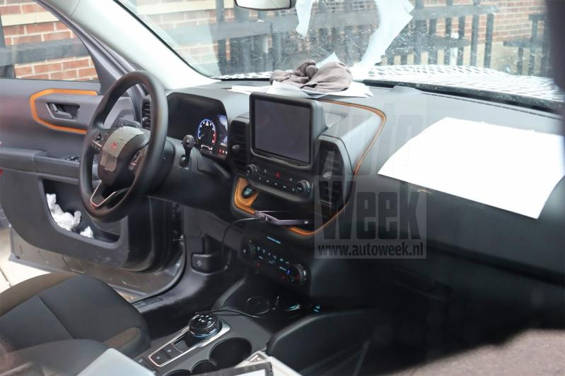 Ford Bronco Sport interieur