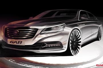 GAC Trumpchi GA8 Concept naar Shanghai