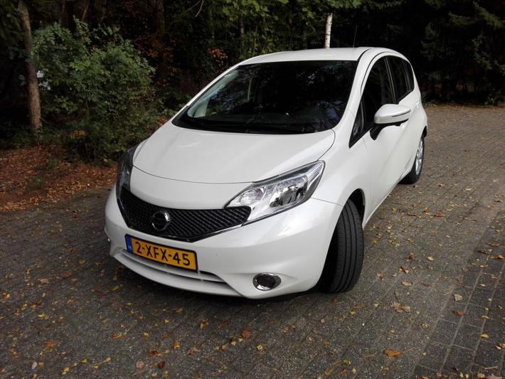 Nissan Note 1.2 Connect Edition (2014)