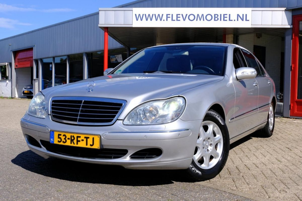 Occasions luxe sedans