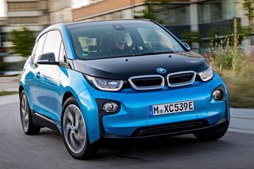 BMW i3 33kWh