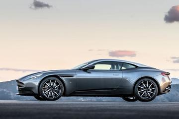 Nog meer Aston Martin DB11-lekkage