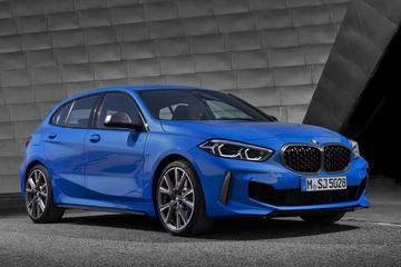 BMW voert updates door op modellengamma
