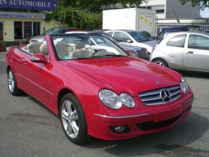 Mercedes-Benz CLK 350 Cabriolet Elegance (2006)