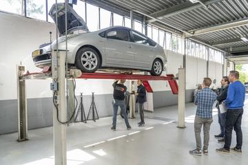 Toyota Prius - 2004 - 320.185 km - Klokje rond