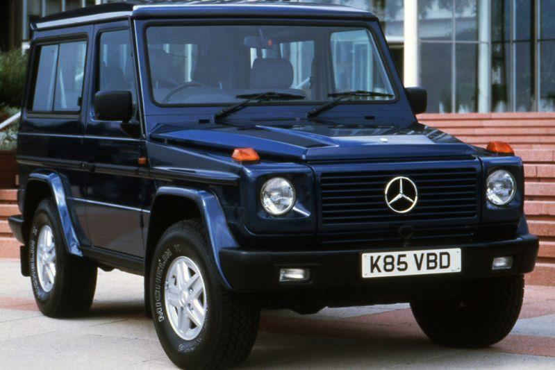 Mercedes-Benz 300 GD Stationwagon Kort (1990)