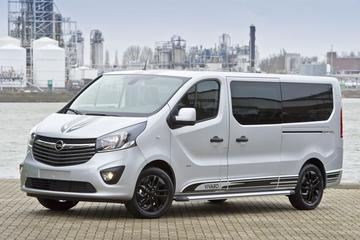 Opel Vivaro Innovation 2.0: gelimiteerde luxe