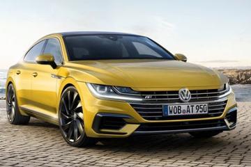 Gelekt: eerste foto van Volkswagen Arteon