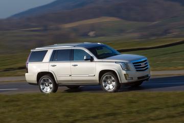 Gereden: Cadillac Escalade