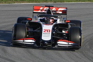 Formule 1-team Haas verder zonder Grosjean en Magnussen