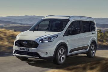 Ford Tourneo Connect en Transit Connect als Active!