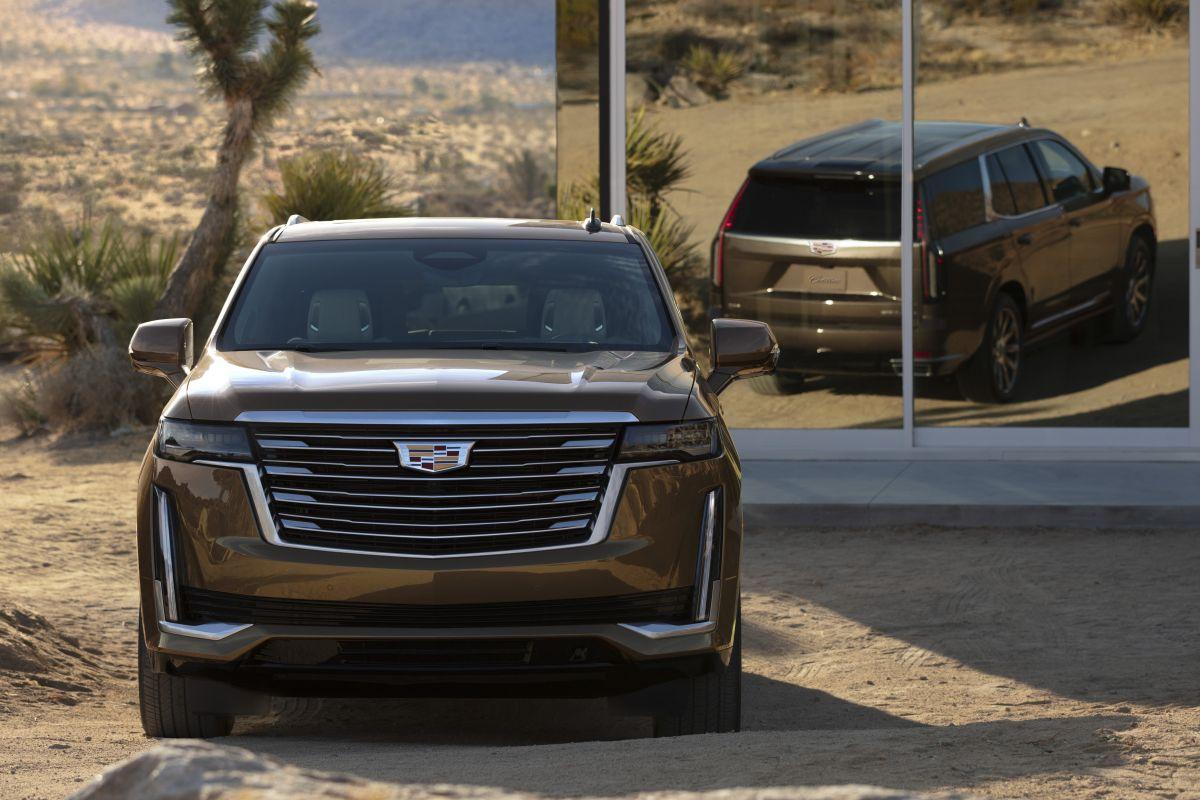 Cadillac Escalade (2020) 5