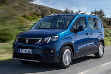 Prijzen Peugeot Rifter en Citroën Berlingo met automaat bekend
