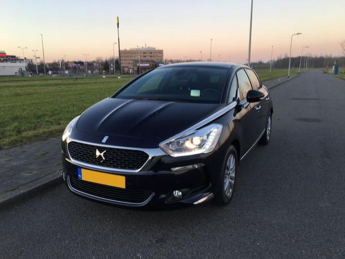 DS DS5 BlueHDi 120 Business Executive (2016)