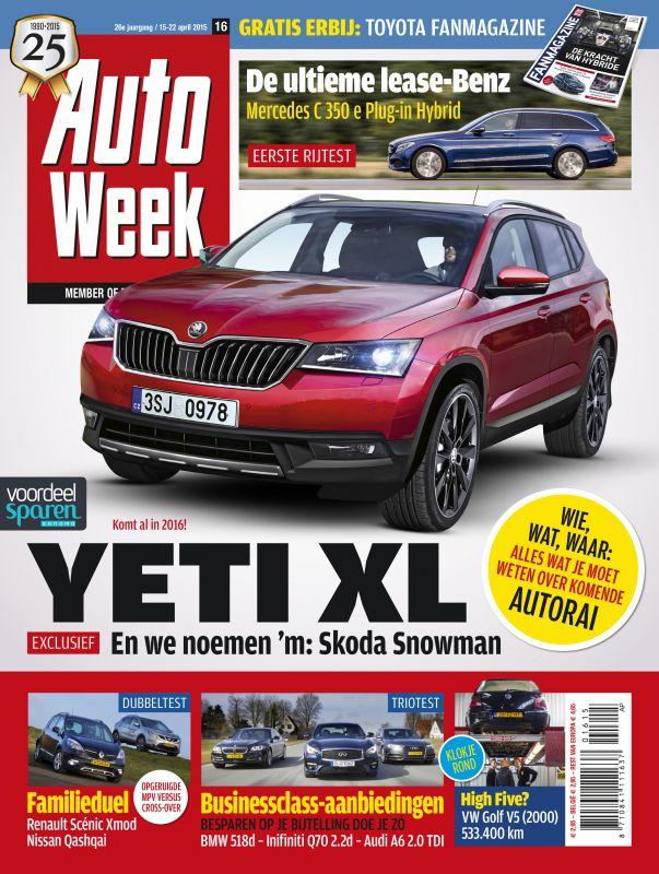 AutoWeek 16 2015