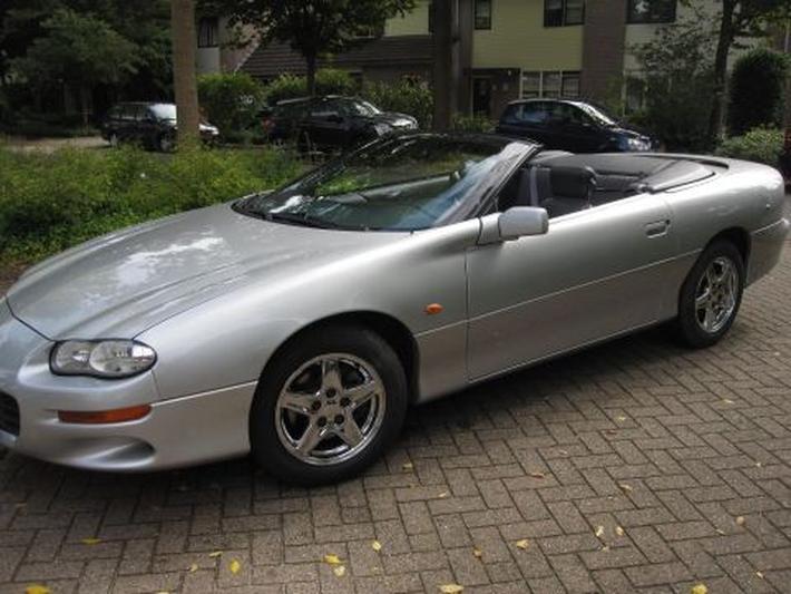 Chevrolet Camaro Convertible (1998)