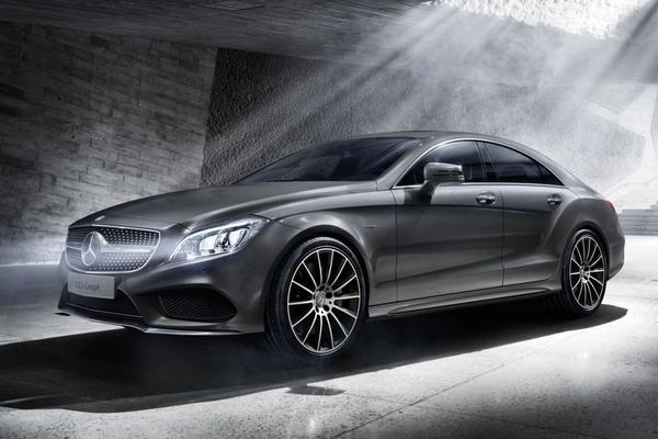 Mercedes-Benz CLS-klasse alleen nog uit voorraad