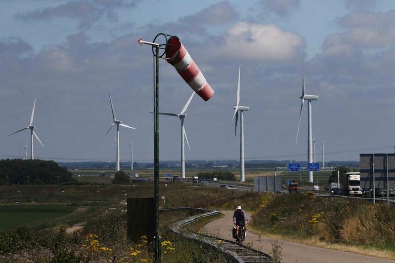 windmolen windenergie wind