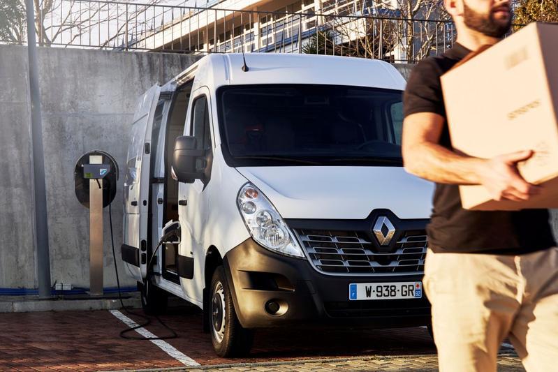 Renault Master Z.E. - Eerste rijtest