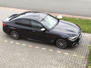 BMW M550i xDrive (2018)