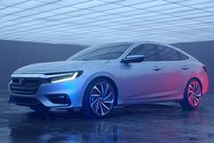 Honda toont Insight-voorbode voor Detroit