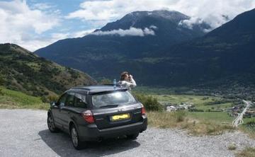 Subaru Outback 2.5i Luxury (2008)